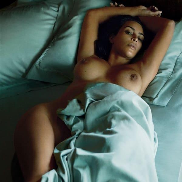Kim Kardashian Nua Video E Fotos Pelada (35)