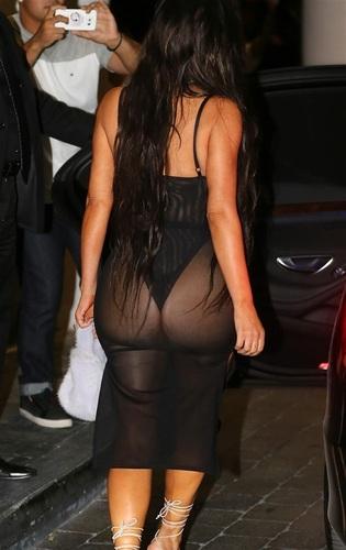 Kim Kardashian Nua Video E Fotos Pelada (6)