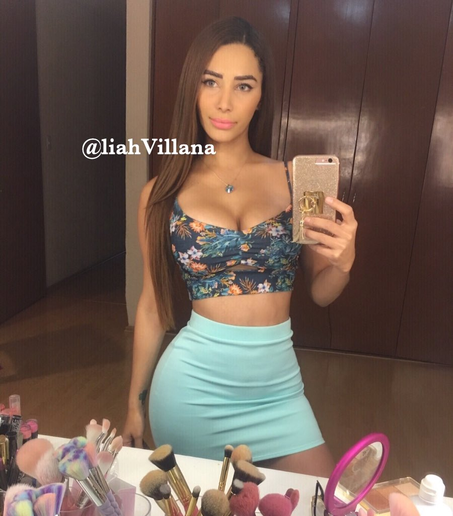 Liah La Villanita Modelo Gostosa Do México (3)