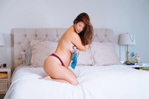 Atriz Pornô Eva Lovia Em Fotos Grávida (10)