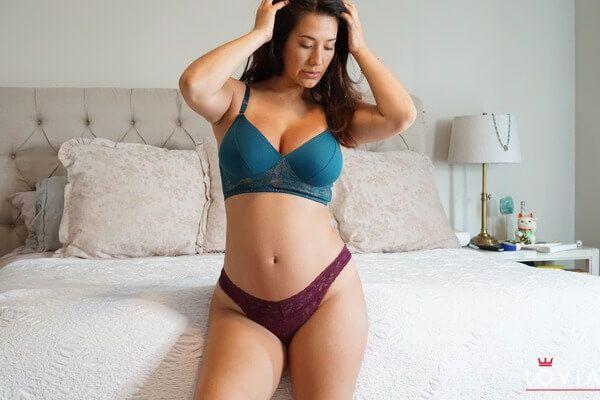 Atriz Pornô Eva Lovia Em Fotos Grávida (4)